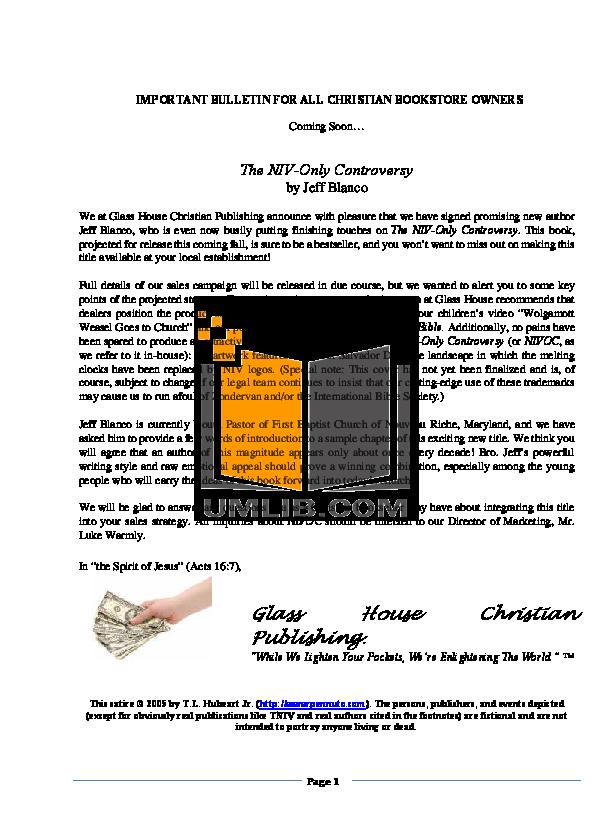 pdf for Franklin PDA NIV-2004 manual