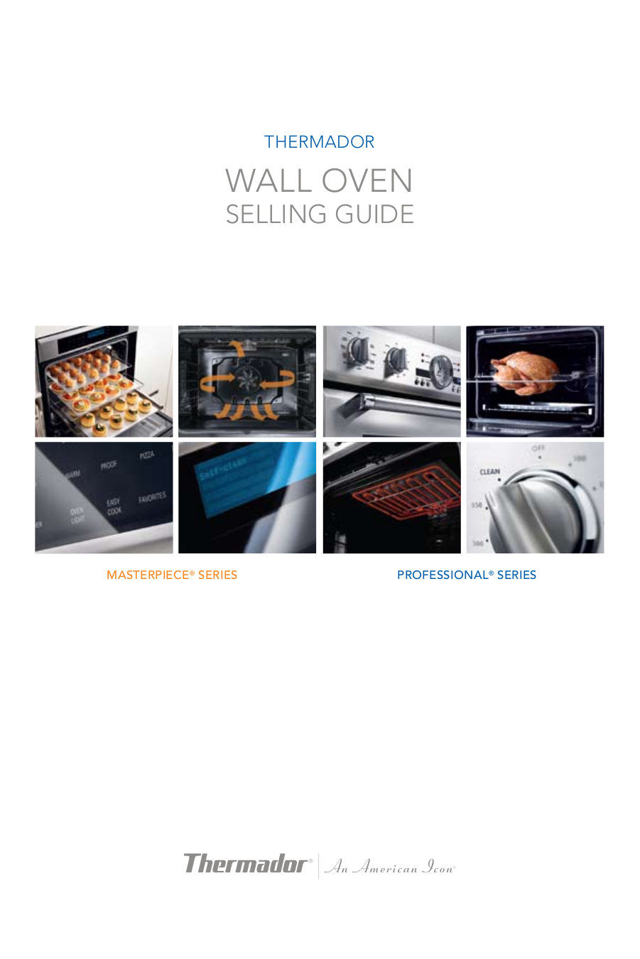pdf for Thermador Oven M301ES manual