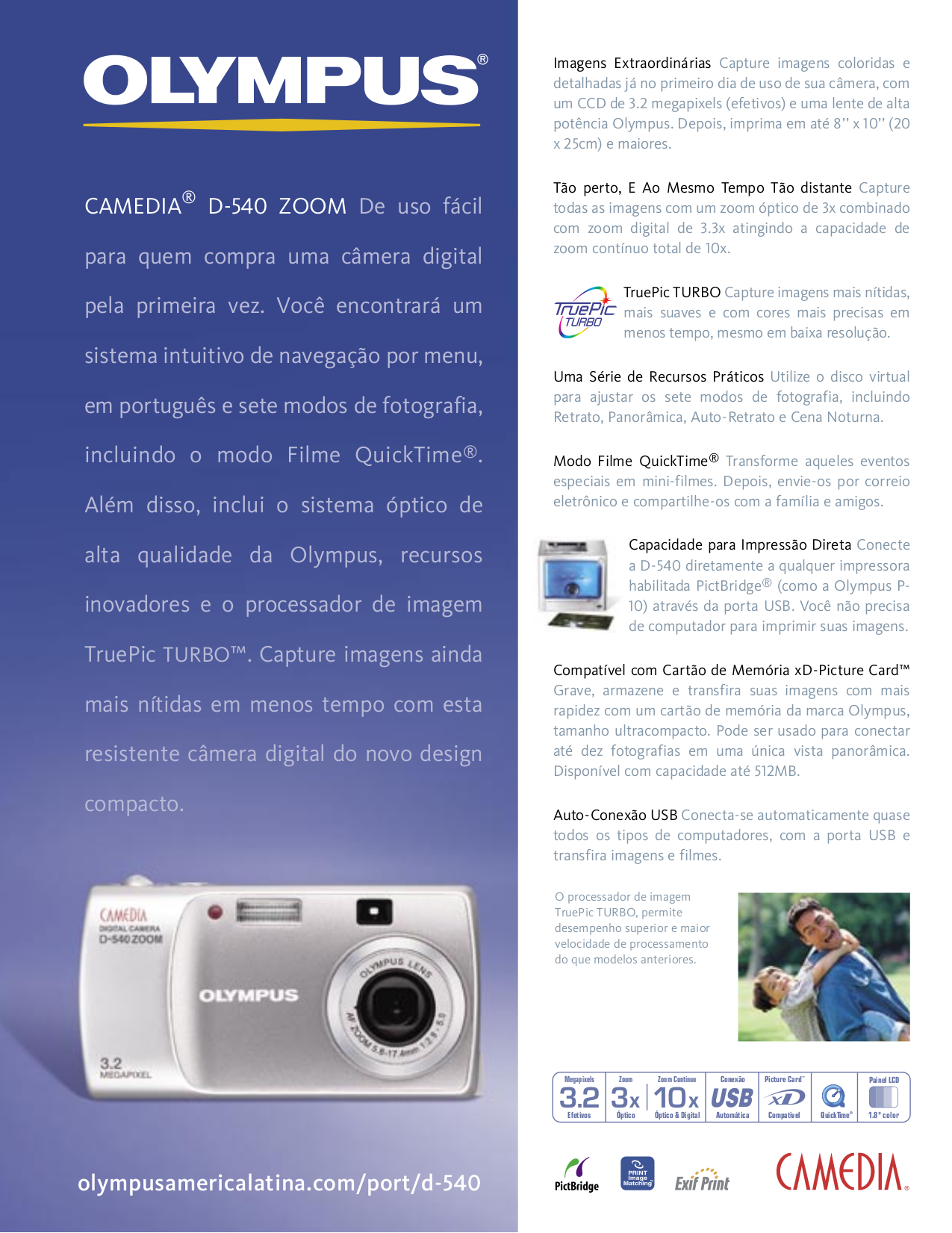 olympus d 540 zoom digital camera manual