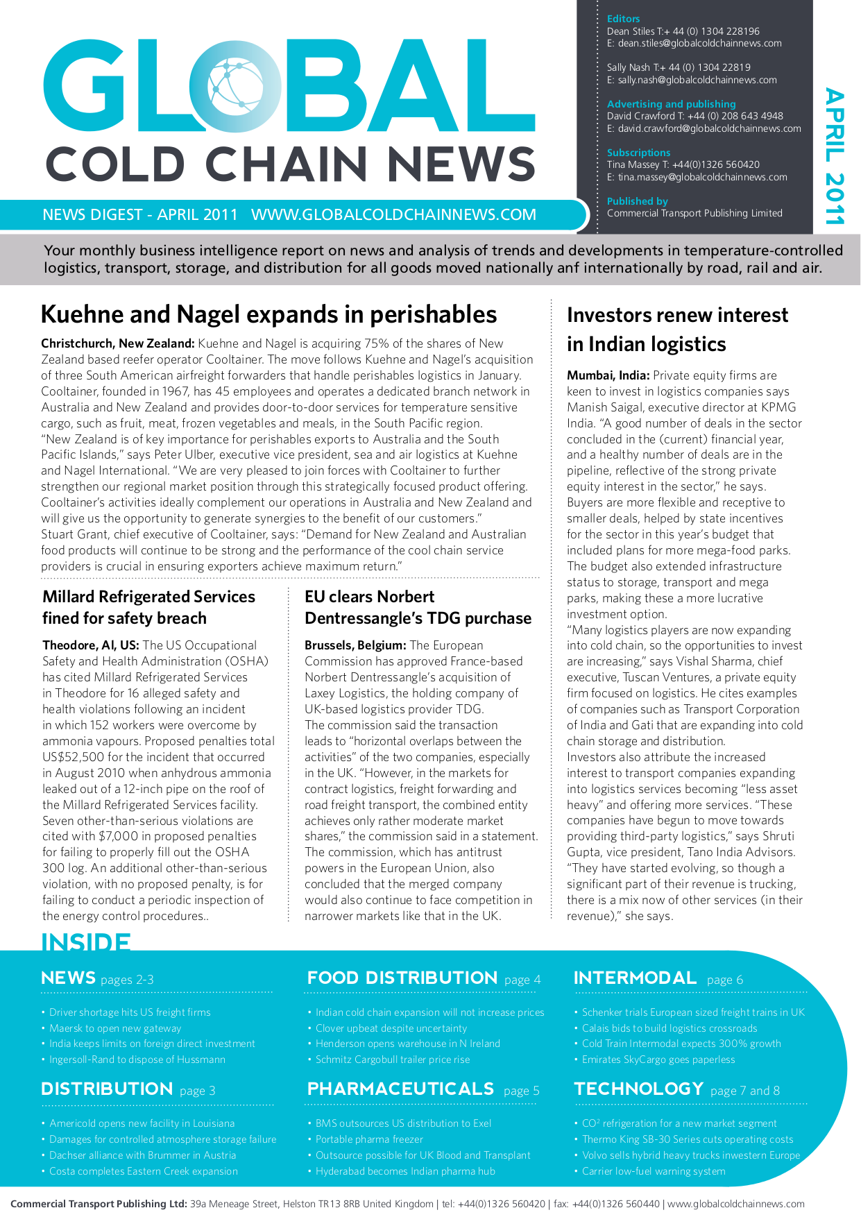 Download free pdf for Hussmann NAV-8 Refrigerator manual