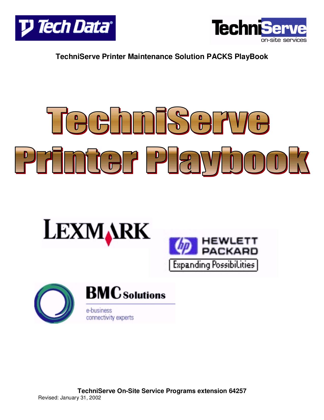 pdf for Lexmark Printer Optra W820dn manual