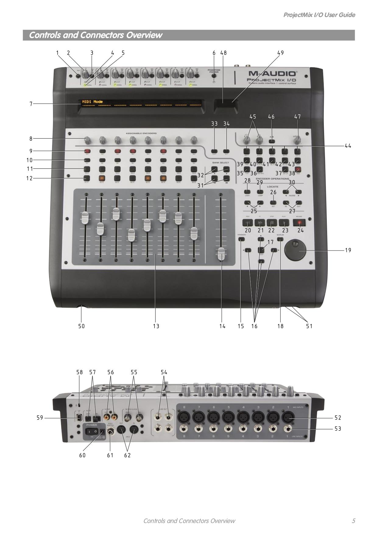pdf manual for mackie amp fr series m 1400 rh umlib com m-audio projectmix i/o manual M-Audio Project Mix Windows 8