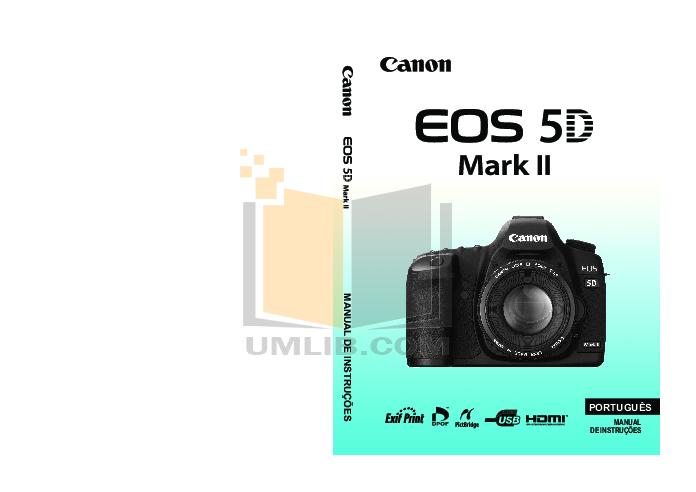 pdf for Canon Digital Camera EOS 5D Mark II manual