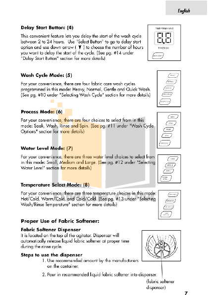 pdf manual for haier washer xqj50 31 rh umlib com Haier Portable Air Conditioner Manual Haier Refrigerator Manuals