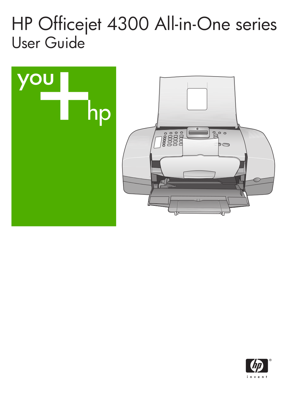pdf for HP Multifunction Printer Officejet 4315xi manual