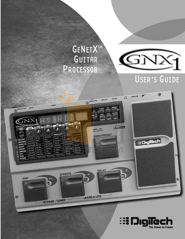 pdf for ESP Guitar FX-260SM manual