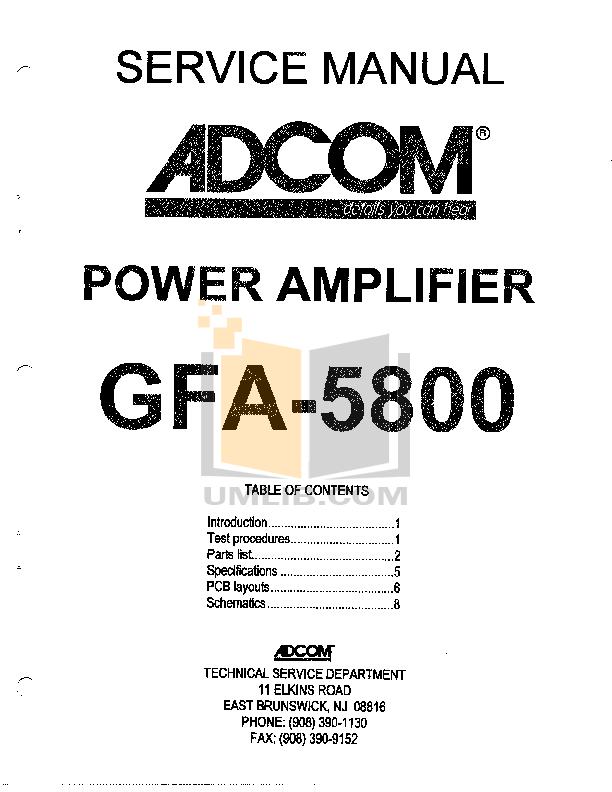 download free pdf for adcom gfa 5225 car amplifier manual rh umlib com Nelson Pass Adcom Car Amplifier Vintage Adcom Stereo Equipment