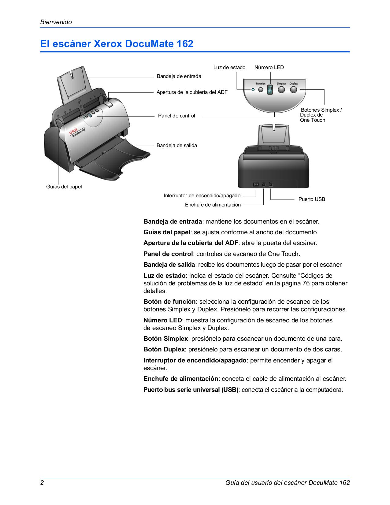 pdf manual for xerox scanner documate 162 rh umlib com Xerox DocuMate 152 Software xerox documate 162 user manual