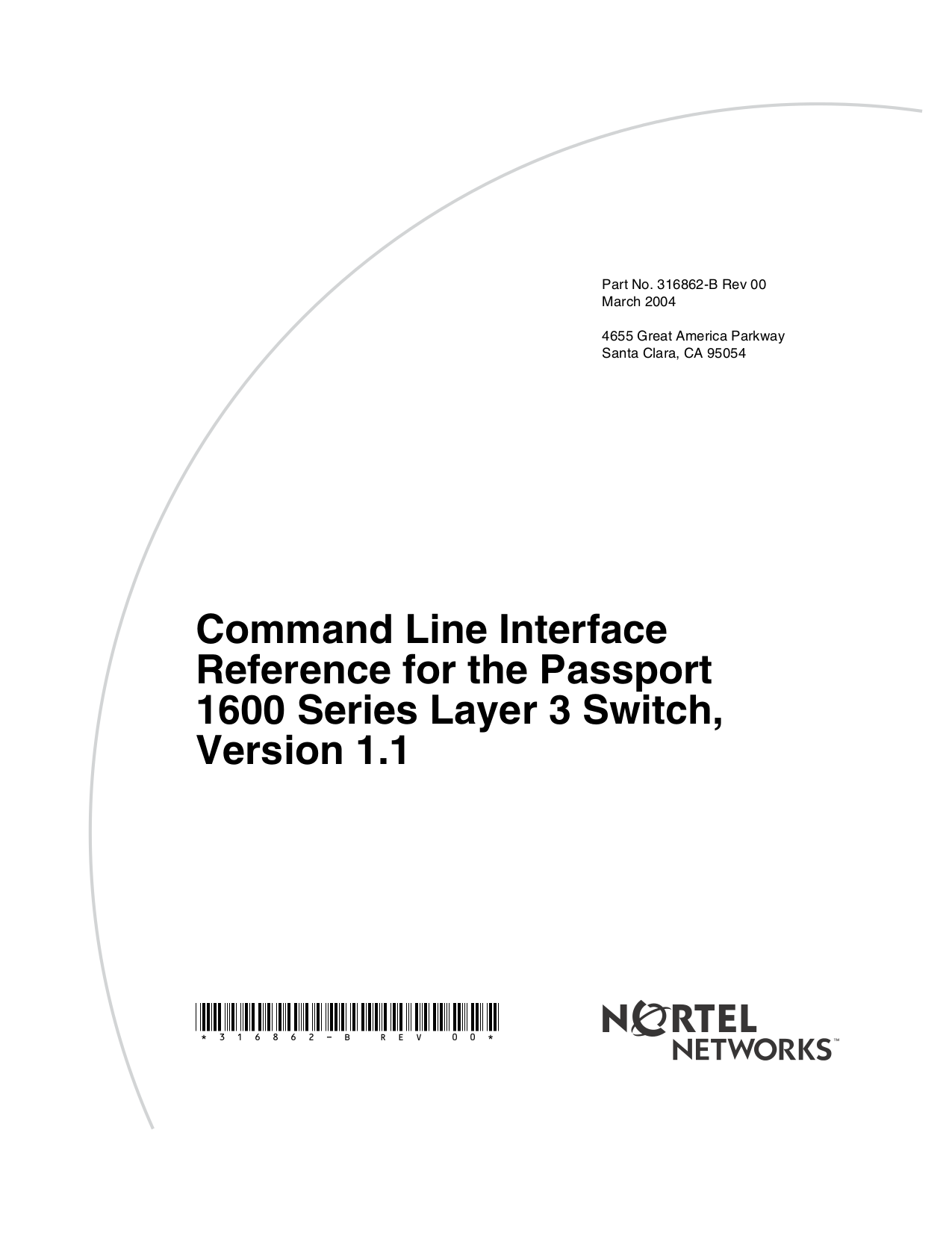 pdf for Nortel Switch Passport 1648T manual