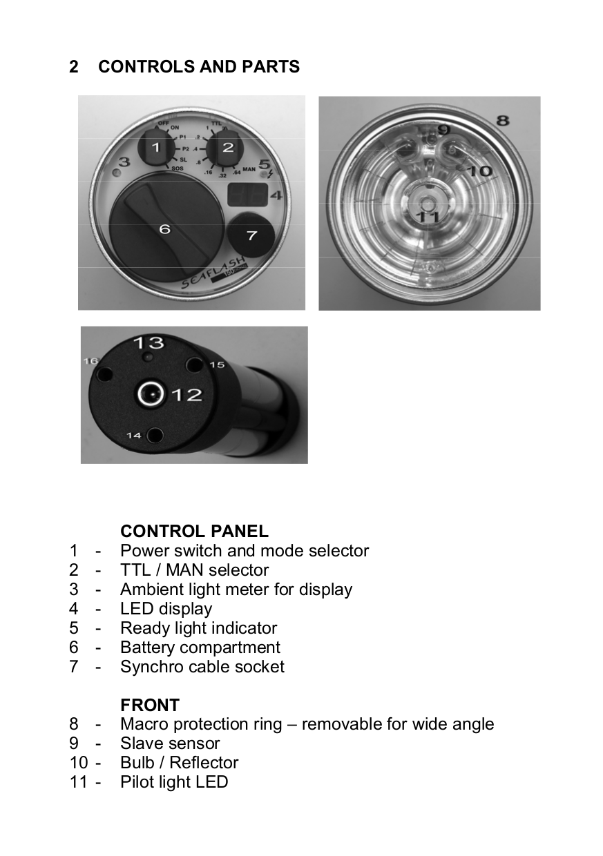 Pdf Manual For Nikon Other Sl 1 Camera Macro Cool Light Parts Diagram Page Preview