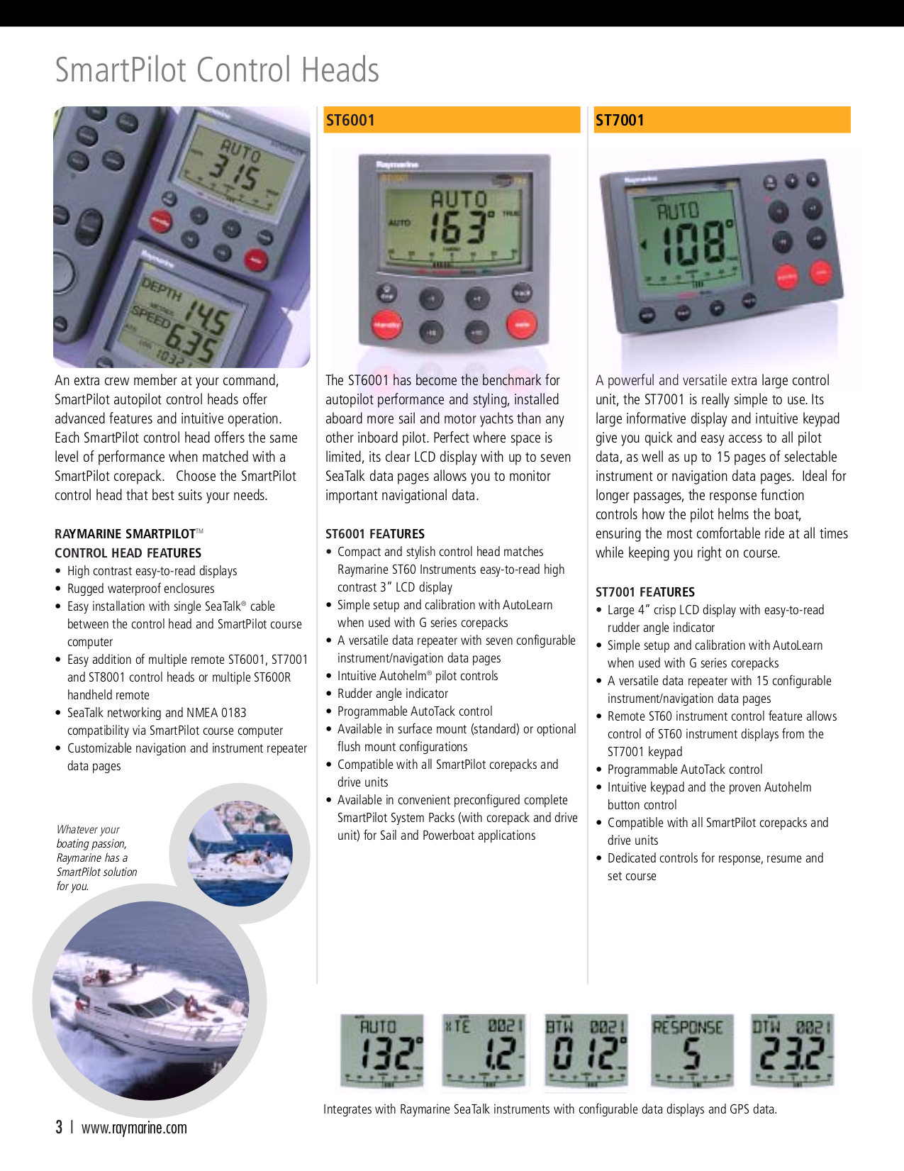 PDF manual for Raymarine Other Raychart 600 Chartplotter