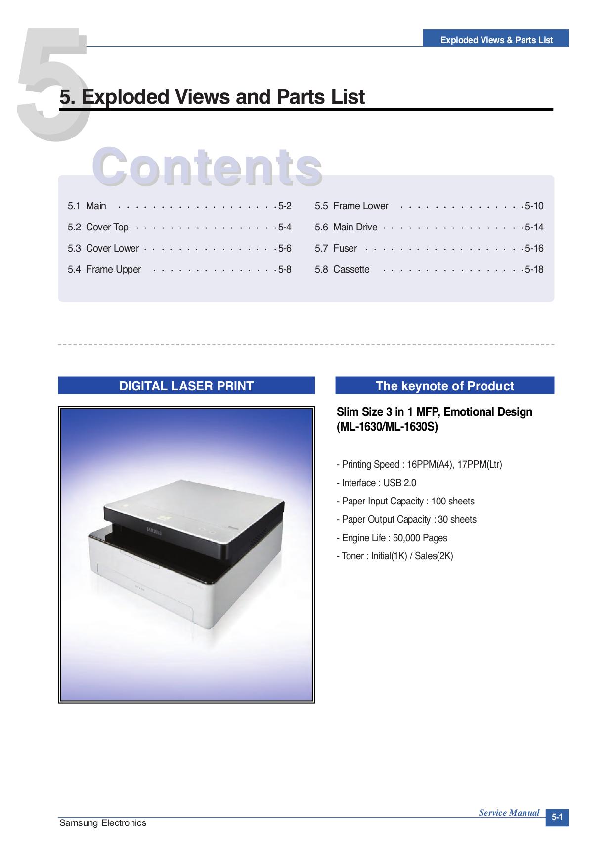 pdf manual for samsung printer ml 1630w rh umlib com Samsung Galaxy S Manual Verizon Samsung Flip Phone Manual