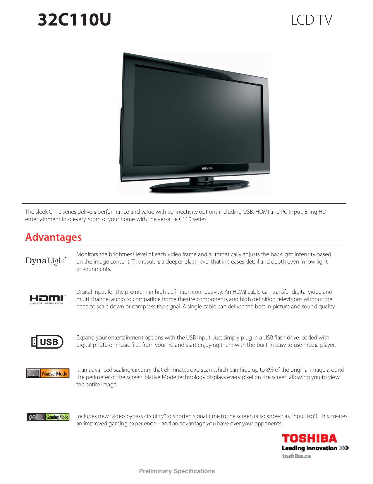 download free pdf for toshiba 32c110u tv manual rh umlib com Toshiba 32C110U Round Back Toshiba 32C110U Round Back