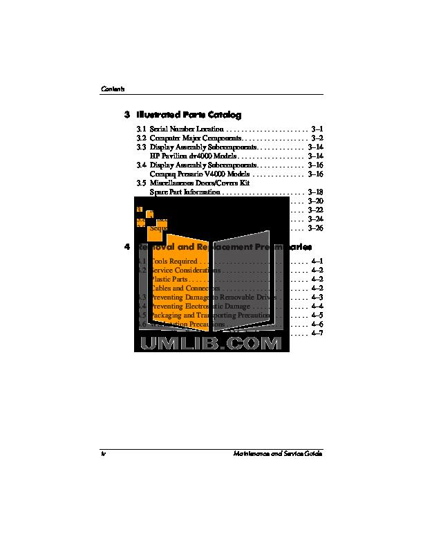 pdf manual for hp desktop compaq presario presario s4200 rh umlib com Windows 95 Compaq Presario Compaq Presario Windows XP