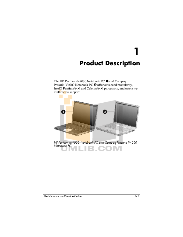 pdf manual for hp desktop compaq presario presario s4200 rh umlib com Old Compaq Presario Compaq Presario Windows XP