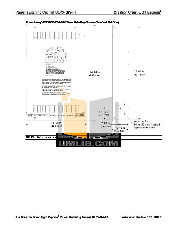 pdf manual for crestron other cntblock terminal block rh umlib com
