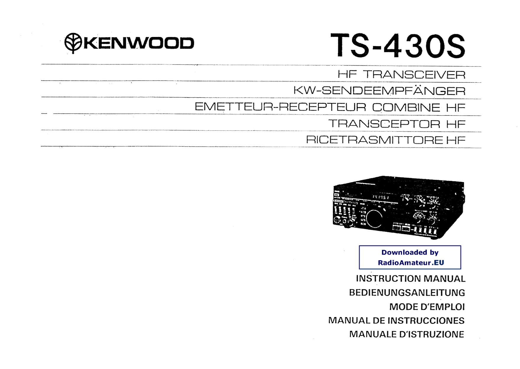 Download Free Pdf For Kenwood Ar 404 Receiver Manual Excelon Kdc X994 Wiring Diagram