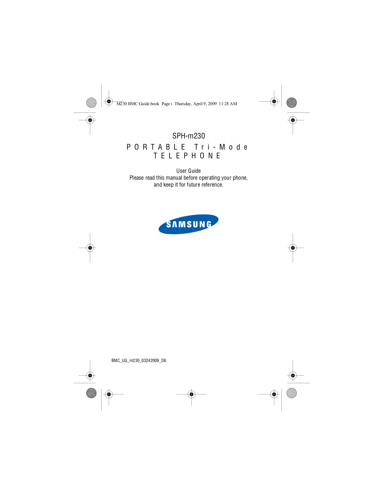pdf for Samsung Cell Phone Highnote manual
