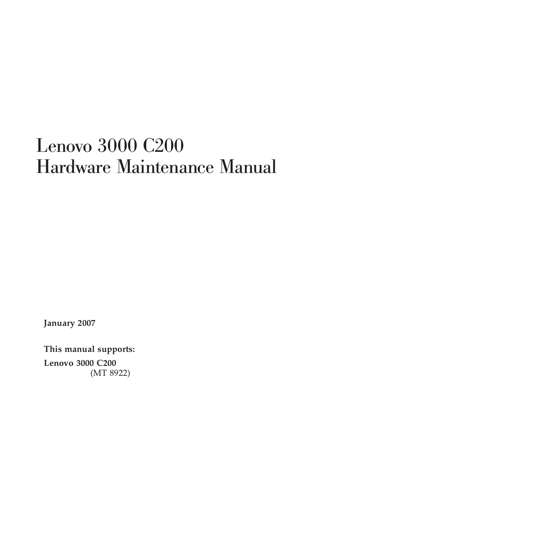 download free pdf for lenovo 3000 c200 8922 laptop manual rh umlib com lenovo 3000 c200 service manual lenovo 3000 g410 service manual
