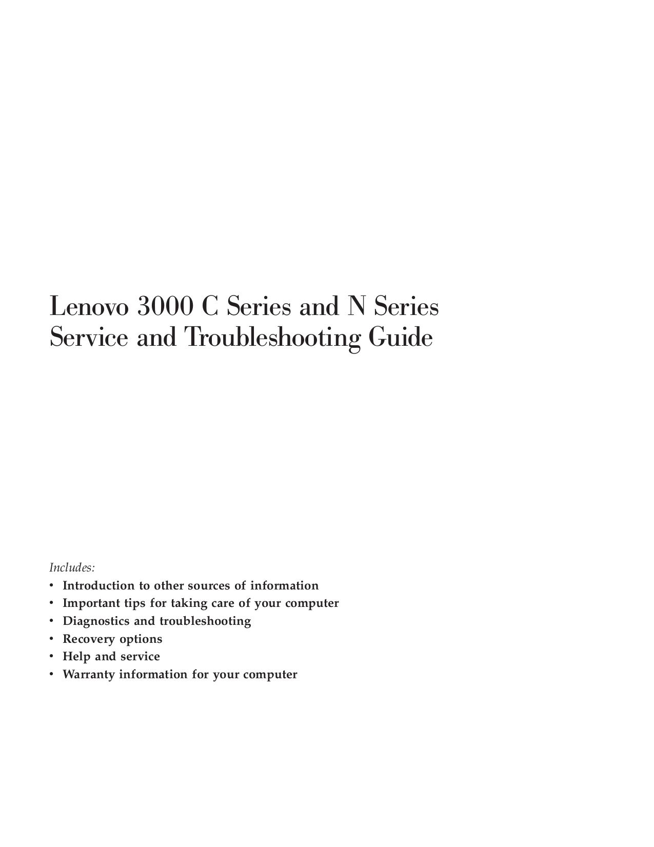 download free pdf for lenovo 3000 c200 8922 laptop manual rh umlib com