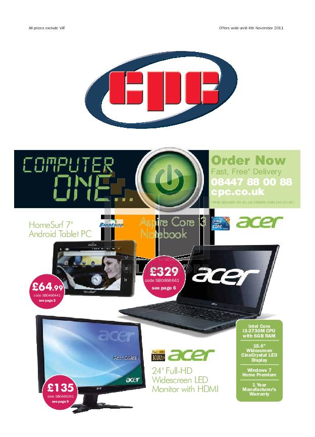 pdf for Acer Desktop Aspire G5900 manual