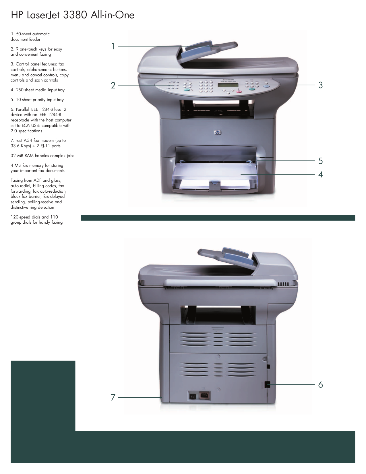 pdf manual for hp multifunction printer laserjet color laserjet 3380 rh umlib com HP LaserJet 1200 HP LaserJet 3300