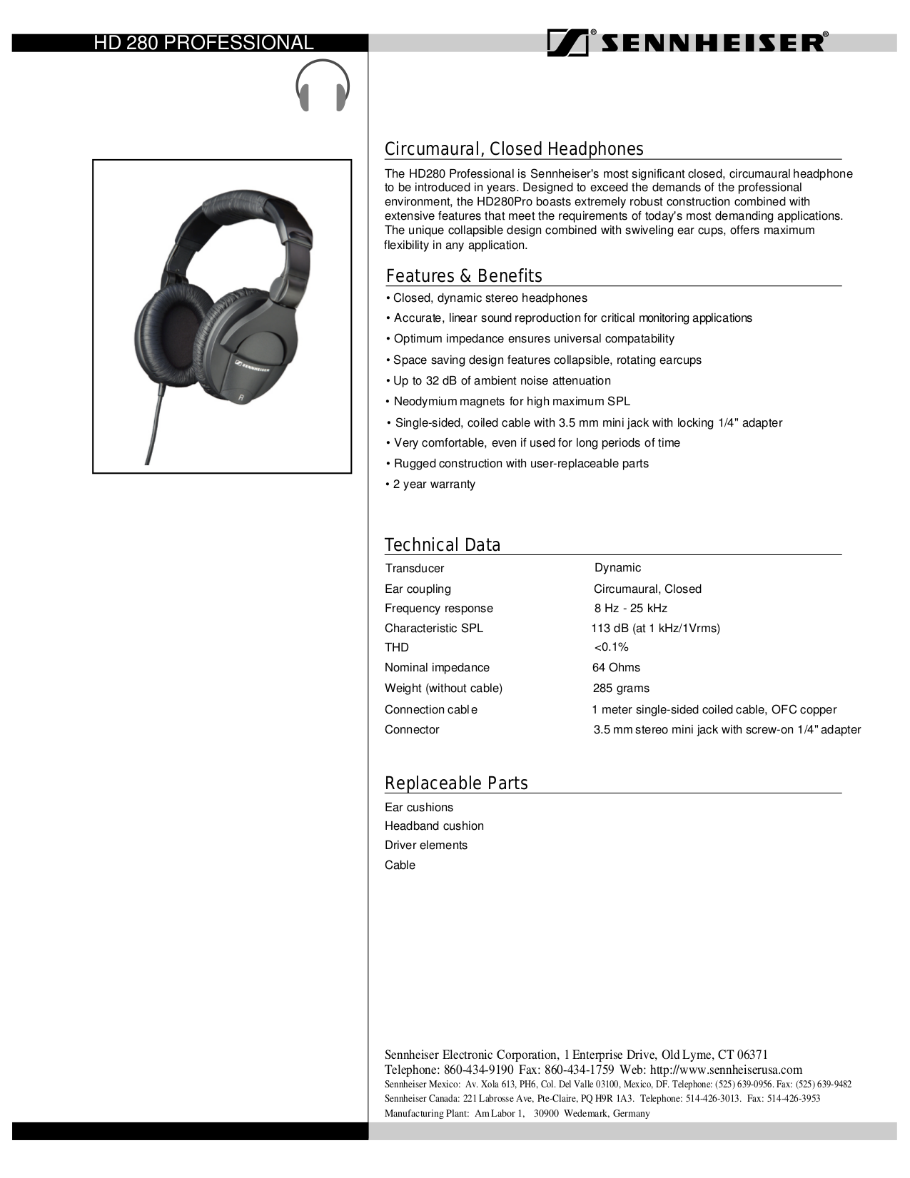 HD280 8af579f45bfb1339d723d3a2bc1af8df.pdf 0 download free pdf for sennheiser hd 280 pro headphone manual sennheiser hd 280 wiring diagram at edmiracle.co