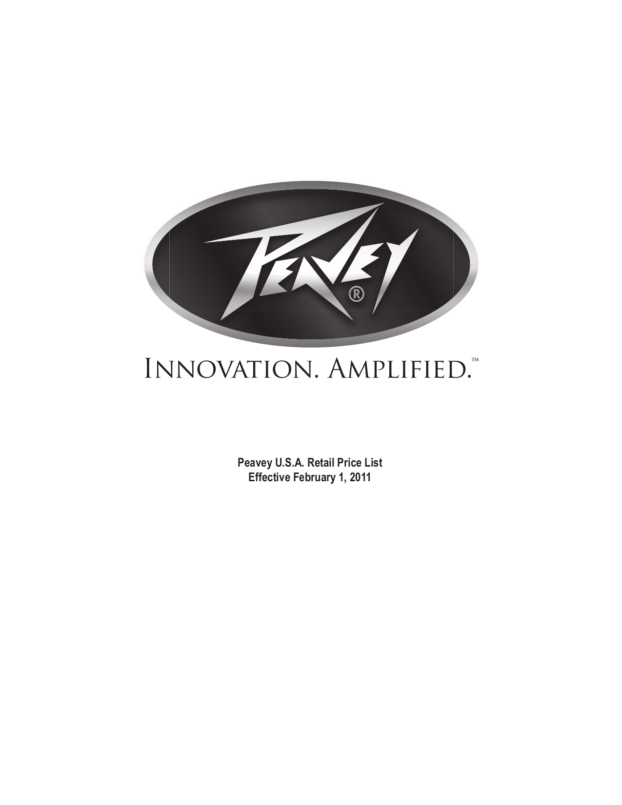 pdf for Peavey Guitar Predator manual