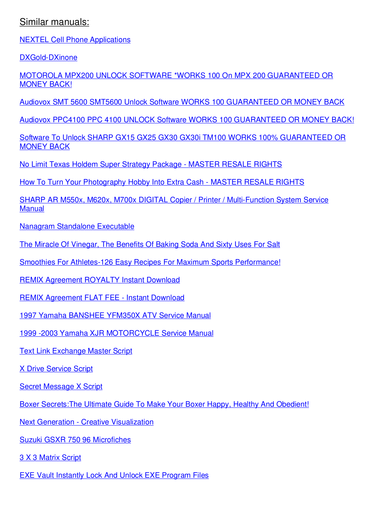 ... Array - yamaha banshee manual pdf rh yamaha banshee manual pdf bitlab  solutions