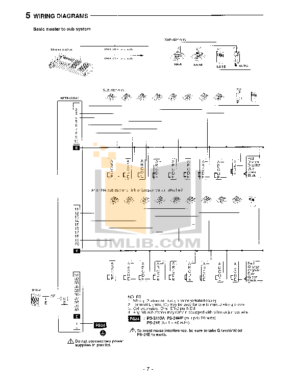 NEM Instr.pdf 6 wat aiphone intercom pd2 wiring diagram wiring diagrams aiphone td-6h wiring diagram at nearapp.co