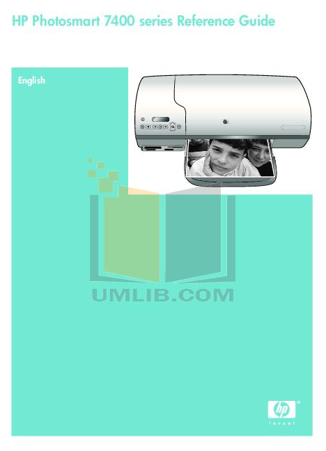 HP Digital Camera Photosmart 315 pdf page preview