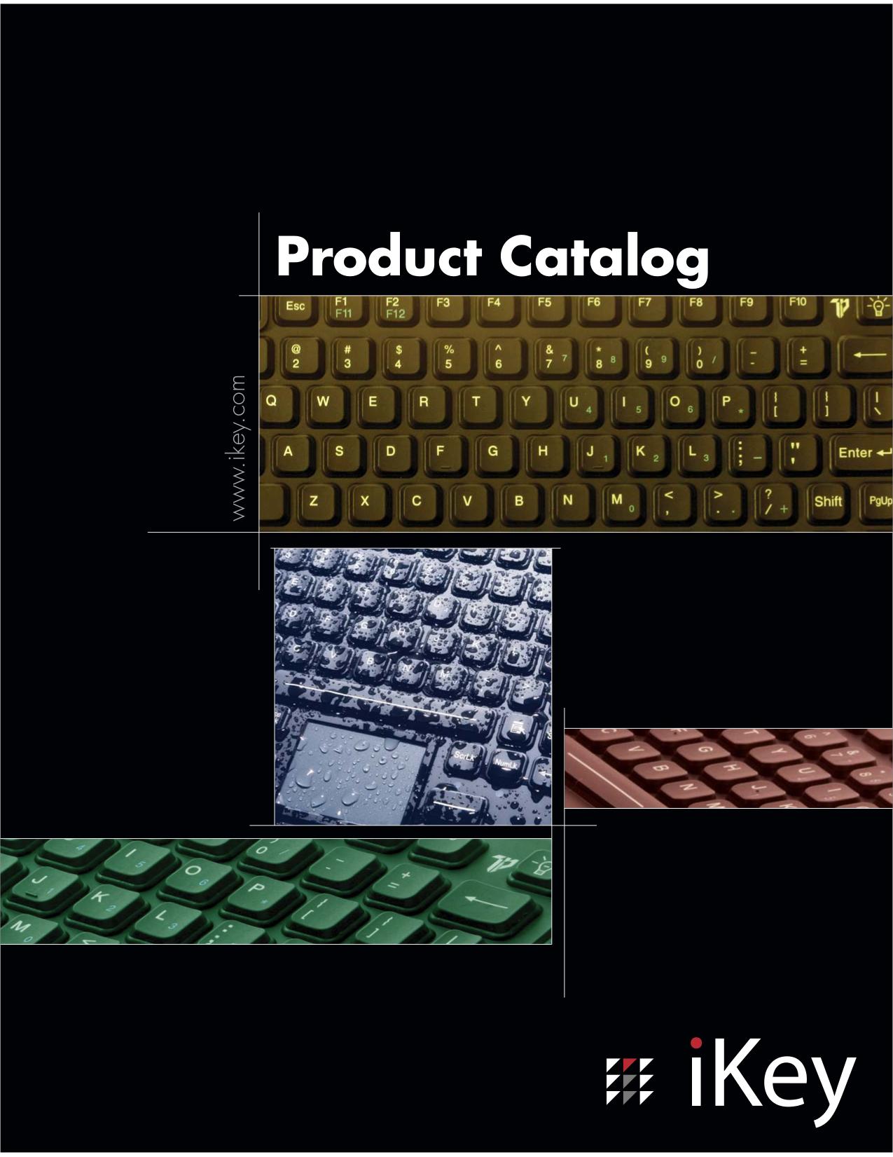 pdf for iKey Keyboard 5K-OEM manual