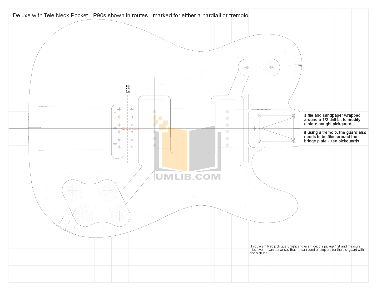 Magnificent Fender Telecaster Template Gallery - Example Resume and ...