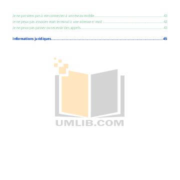 blackberry storm 9530 manual download | PDF Owner Manuals ...
