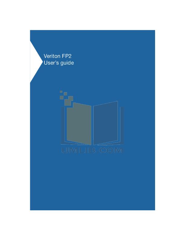 pdf for Acer Desktop Veriton FP2 manual