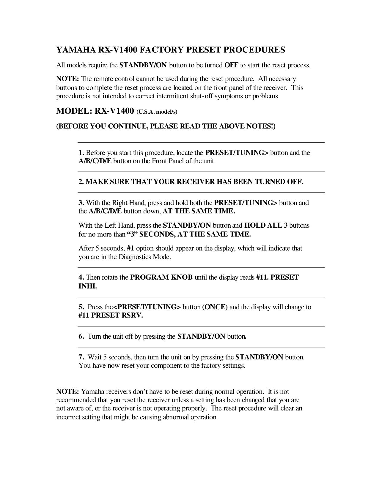 yamaha rx v661 manual pdf