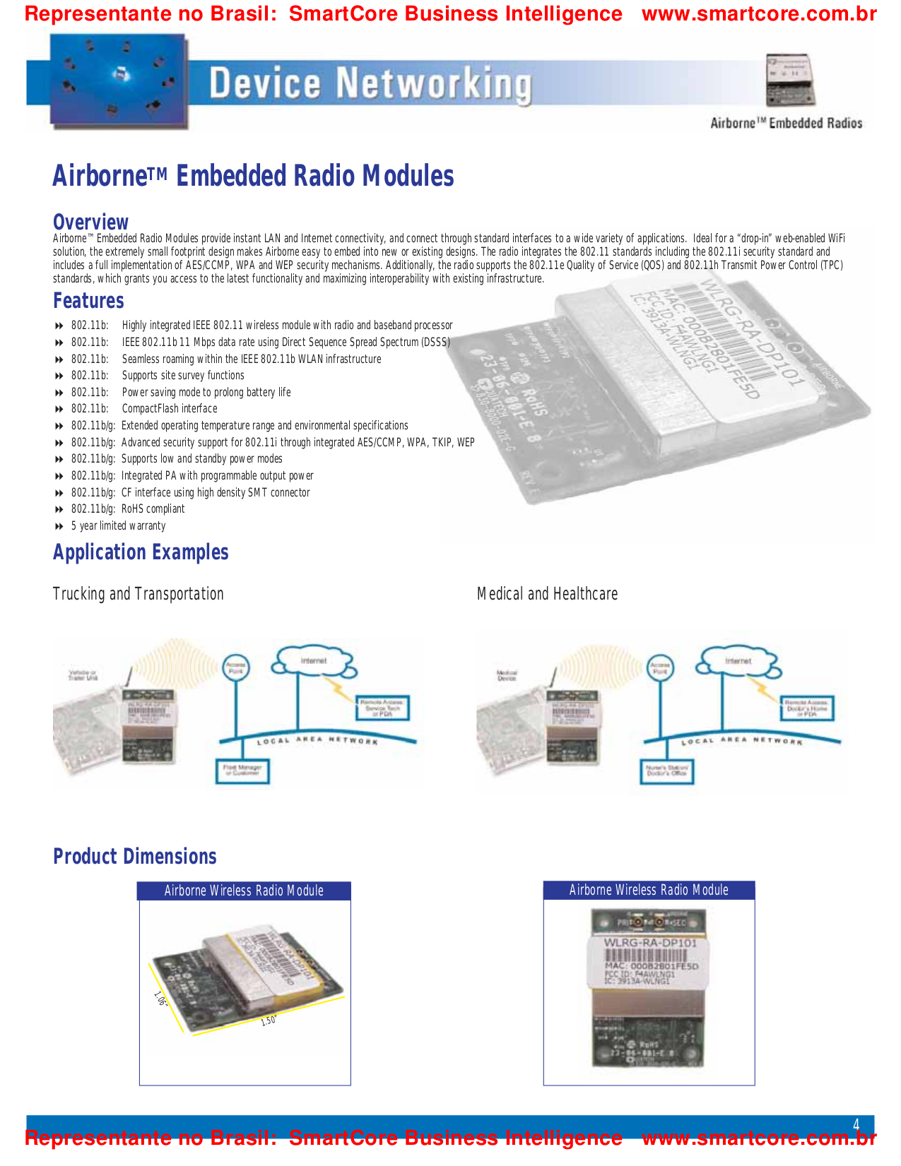 Quatech Other ABDG-ET-DP102 Bridges pdf page preview