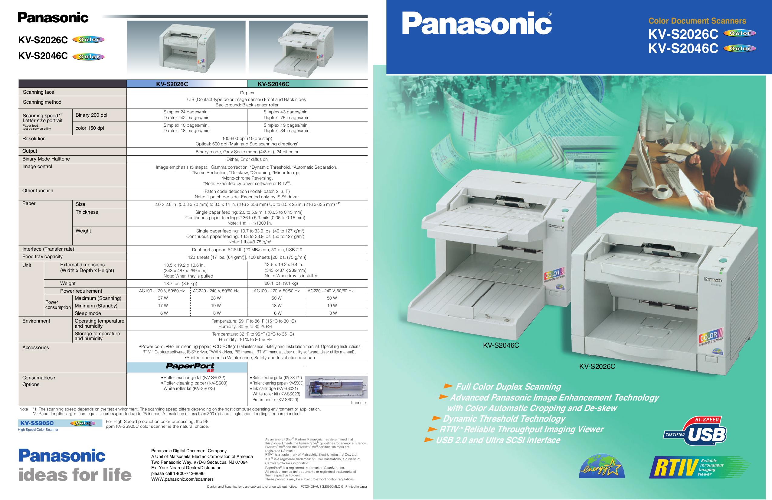 download free pdf for panasonic kv s2026c scanner manual rh umlib com Panasonic Cell Phone Camera Panasonic Cell Phone Camera