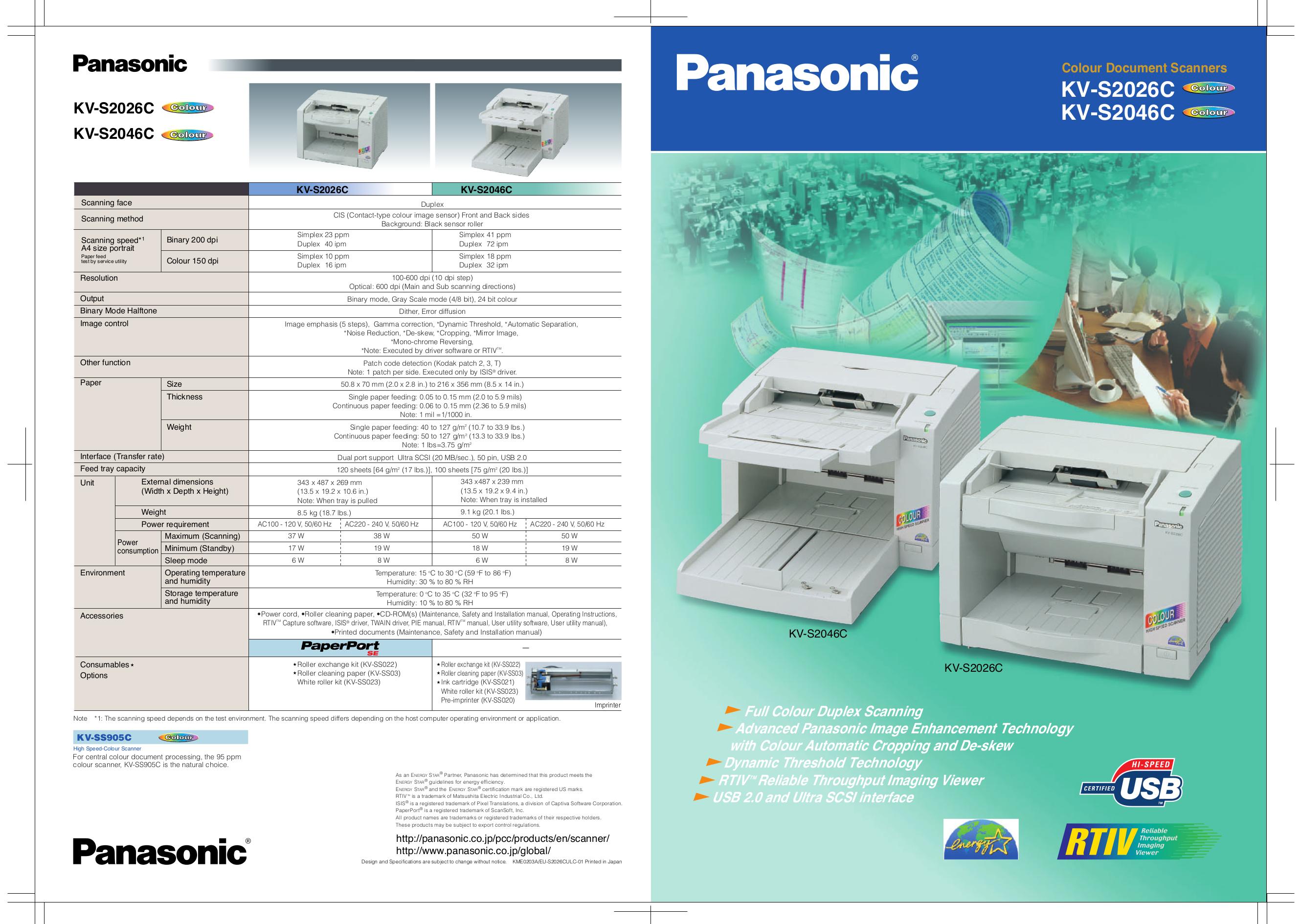 download free pdf for panasonic kv s2026c scanner manual rh umlib com Panasonic Set Top Box Panasonic Cell Phone Camera