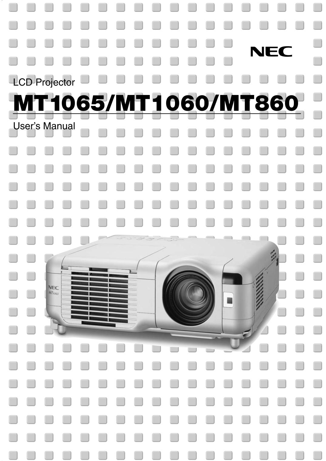 download free pdf for nec mt860 projector manual rh umlib com HP Owner Manuals Service ManualsOnline