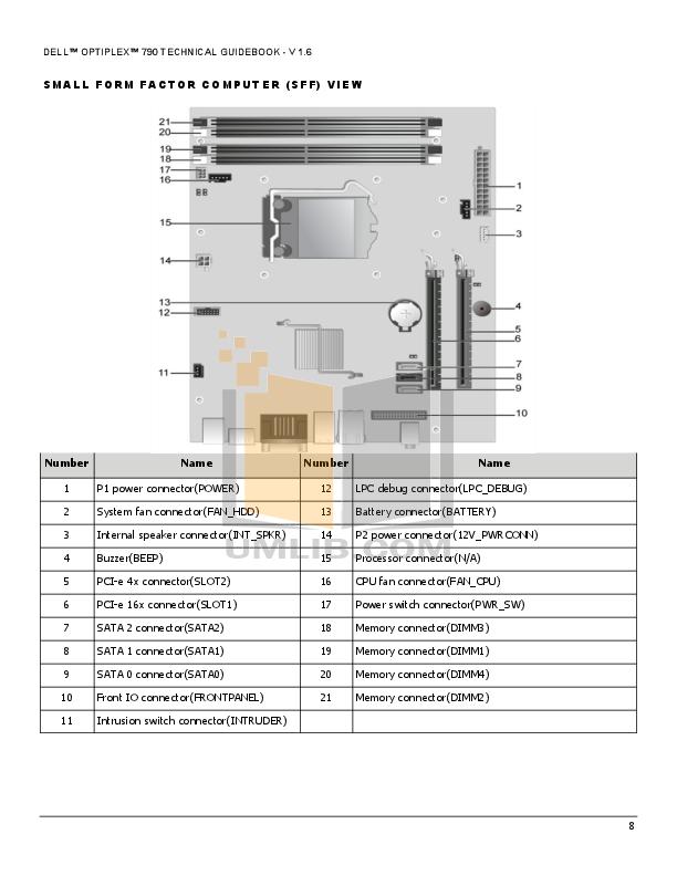 pdf manual for dell desktop optiplex 790 usff rh umlib com dell optiplex 790 user manual dell optiplex 790 manuel