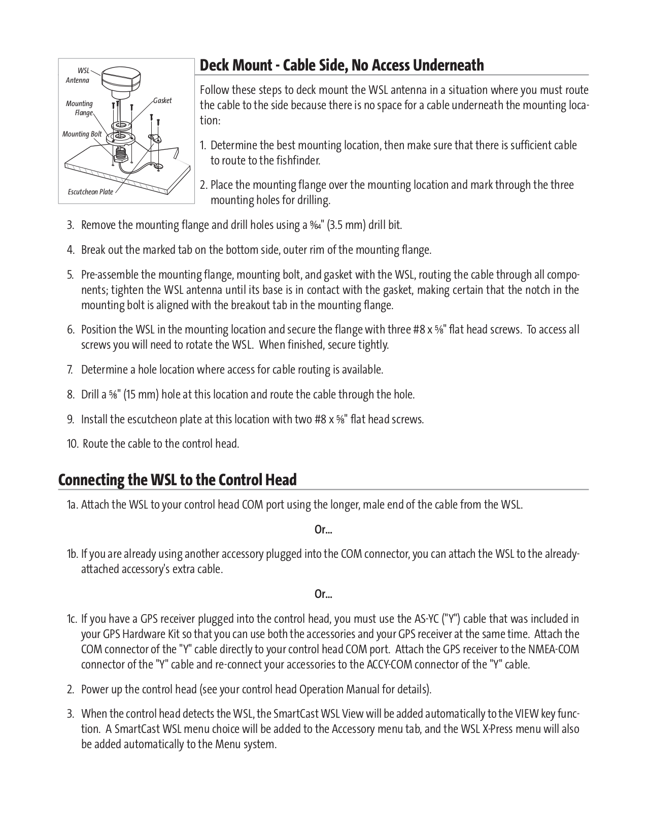 Humminbird Other AS RSL Software pdf page preview