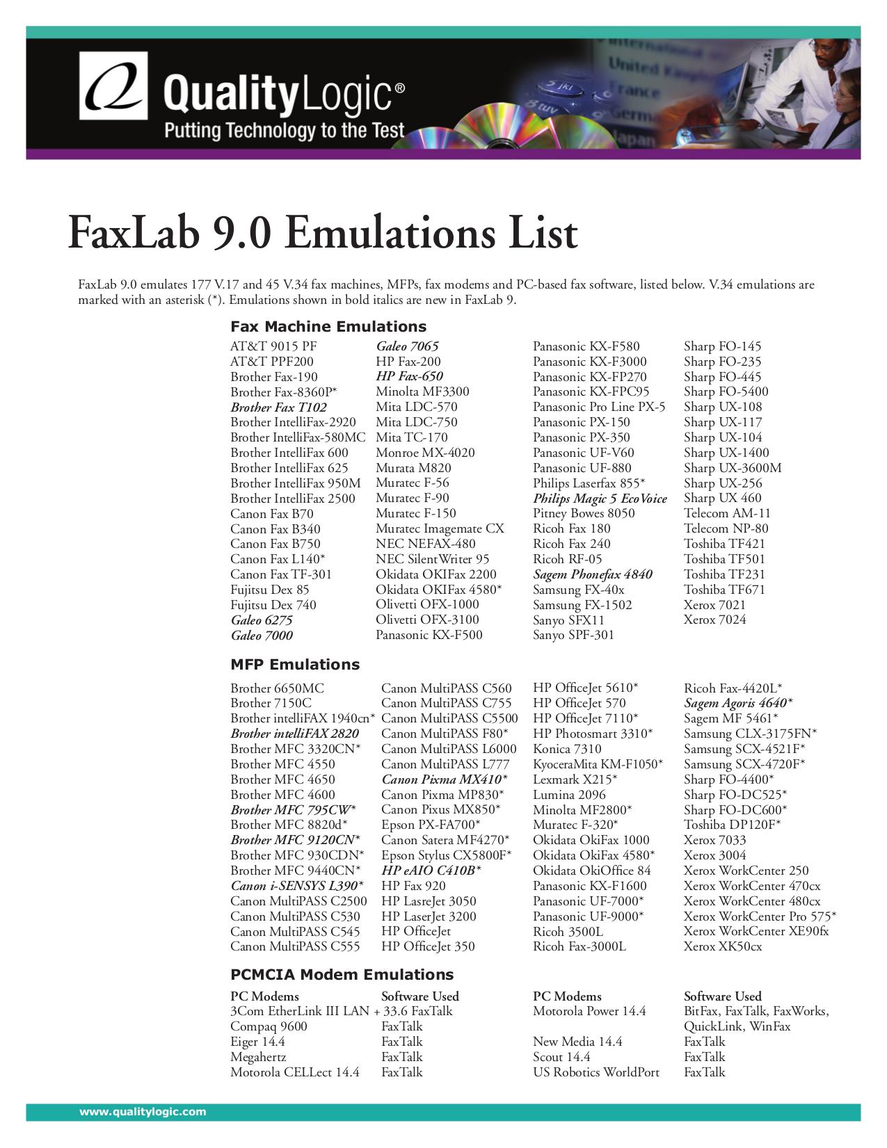 Download free pdf for Panasonic KX-F150 Fax Machine manual