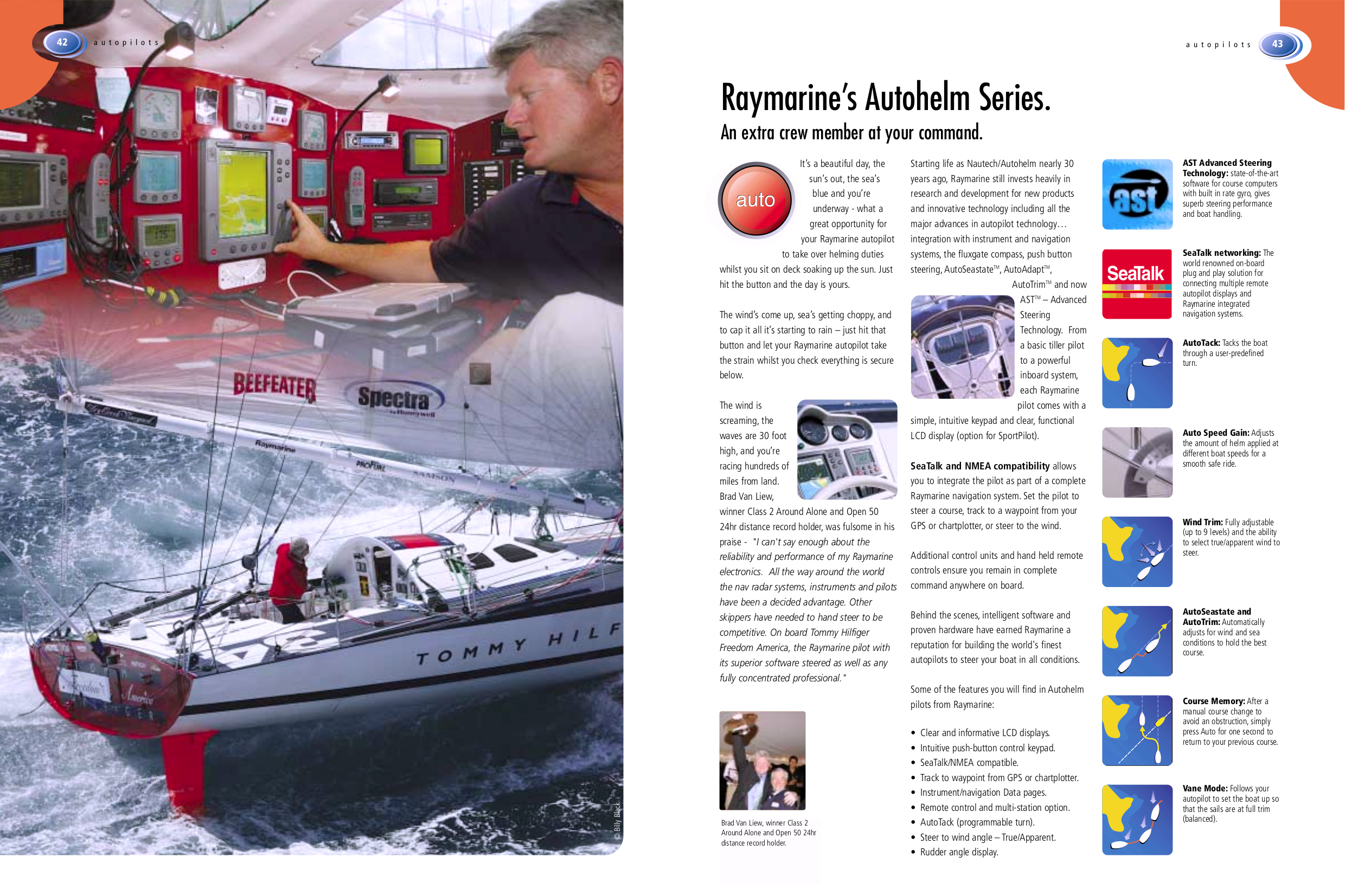Autopilots.pdf 0 download free pdf for raymarine autohelm st4000 gps manual autohelm 4000 wiring diagram at gsmx.co