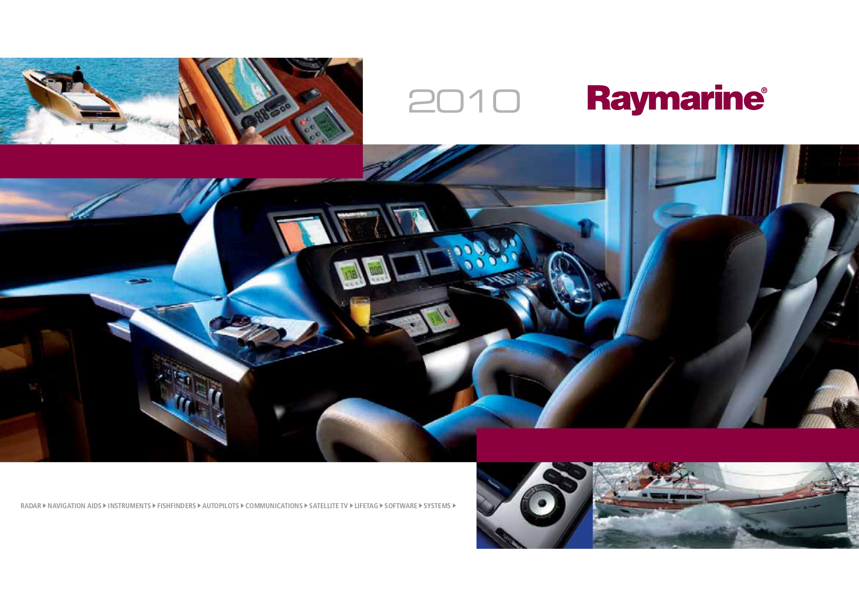 Download free pdf for Raymarine C120 GPS manual