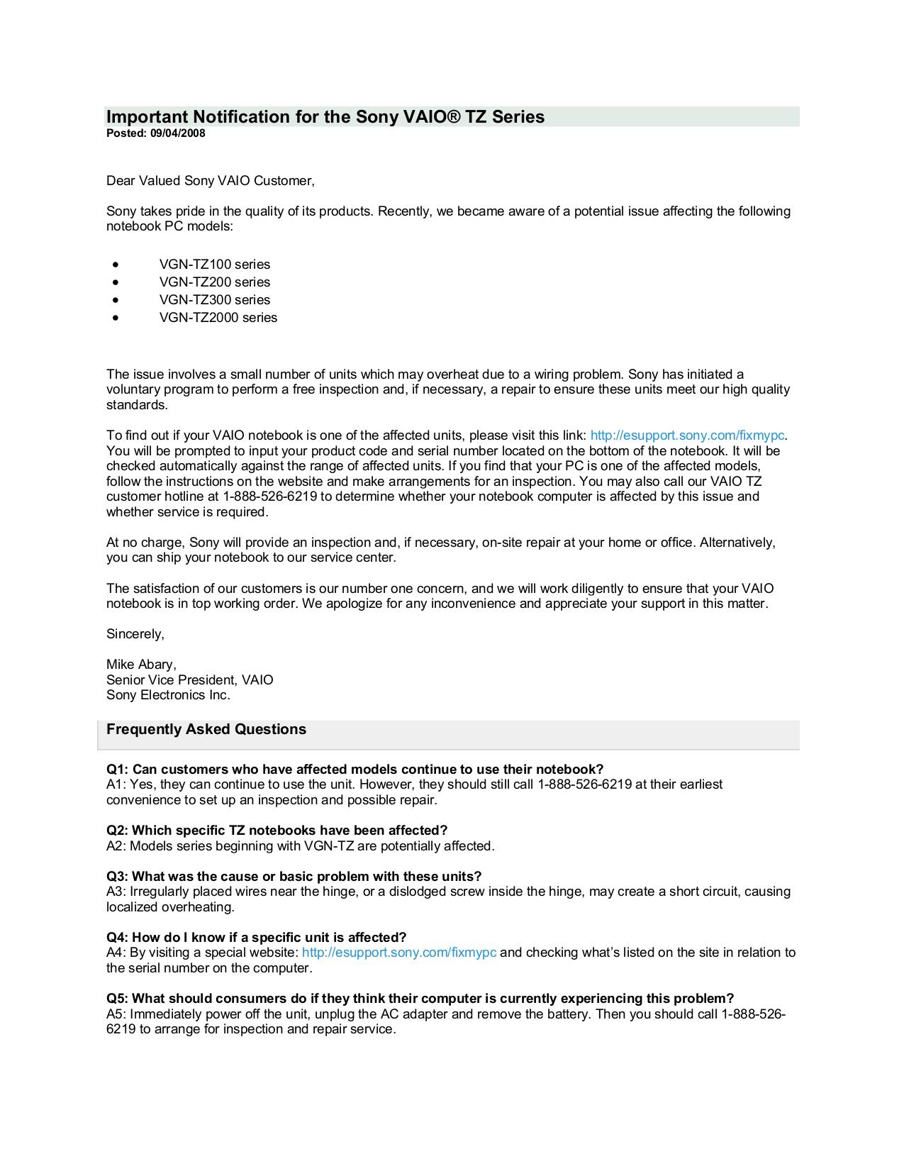 download free pdf for sony vaio vgn tz350 laptop manual rh umlib com