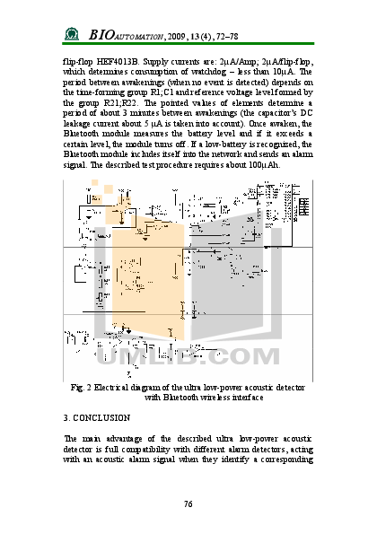 Airlogic Other ABM-600 Bluetooth Module pdf page preview