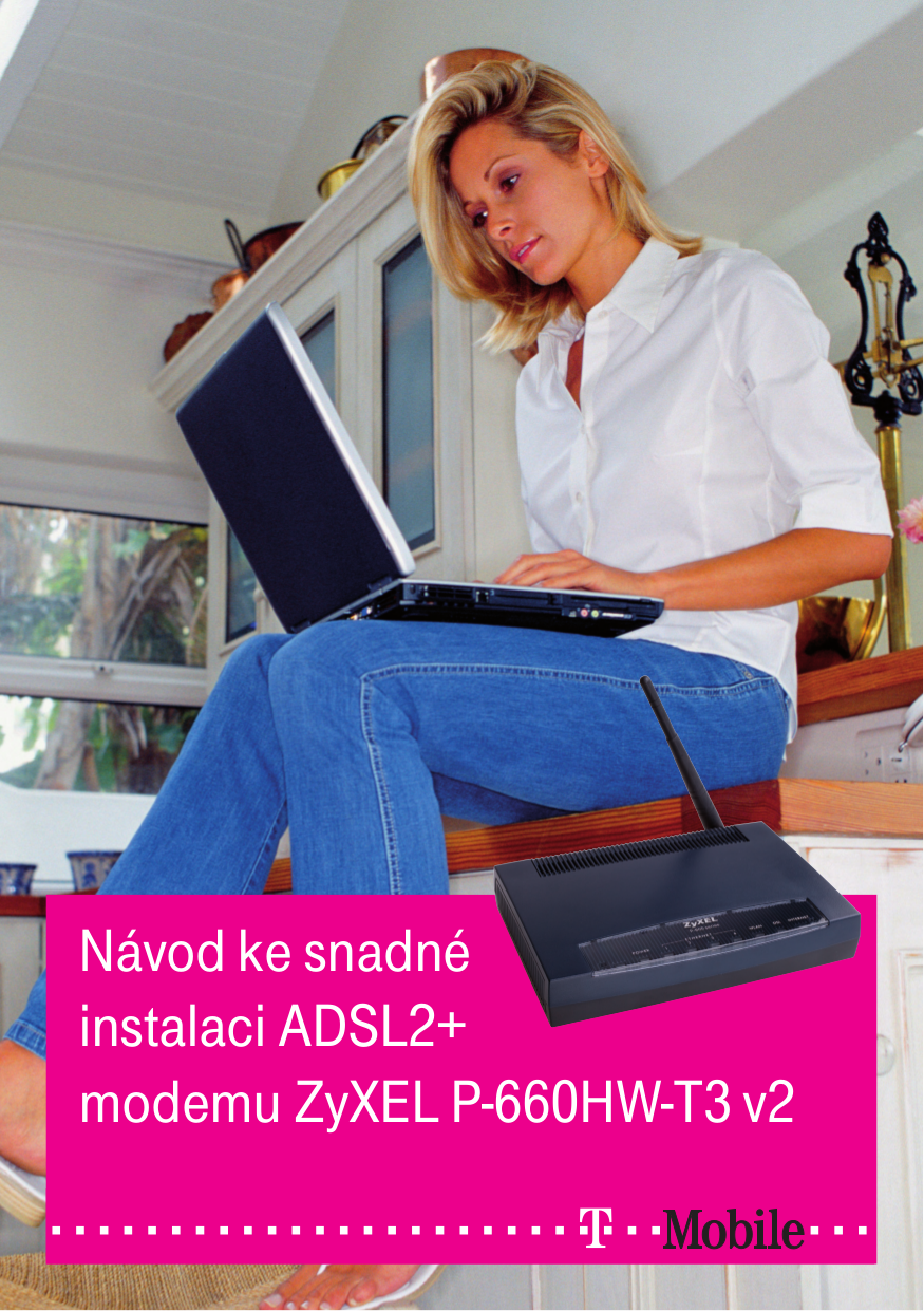 pdf for Zyxel Wireless Router P-660HW-T3 manual