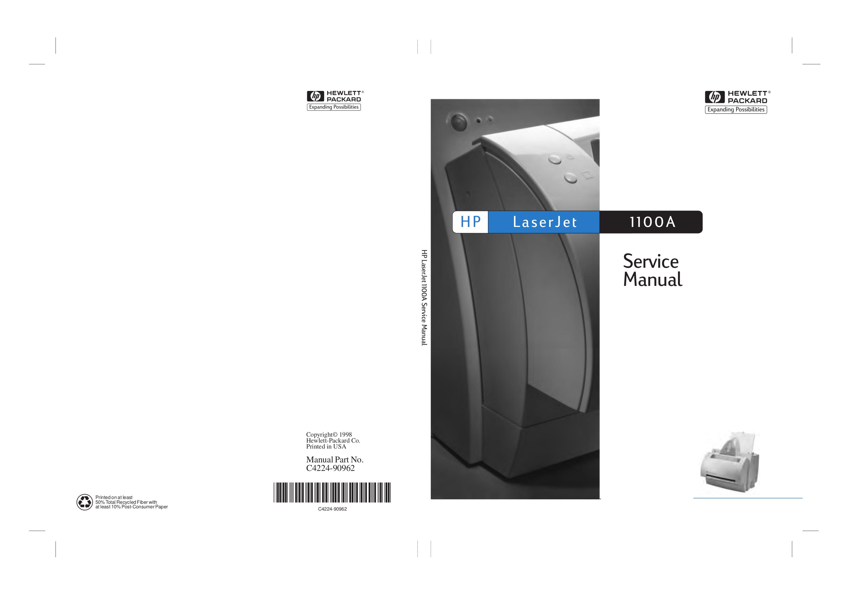 Hp M2727 User Manual