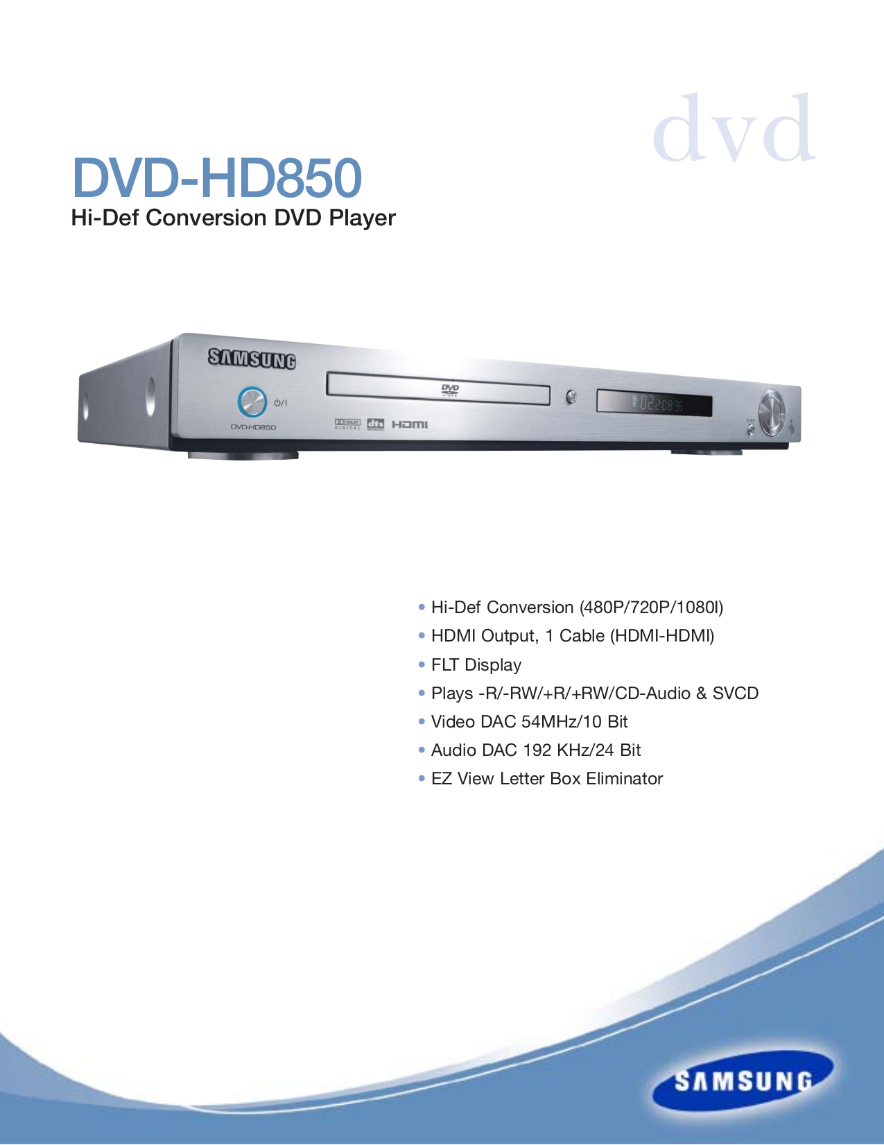 download free pdf for samsung dvd hd850 dvd players manual rh umlib com Samsung Refrigerator Repair Manual samsung dvd hd850 manual